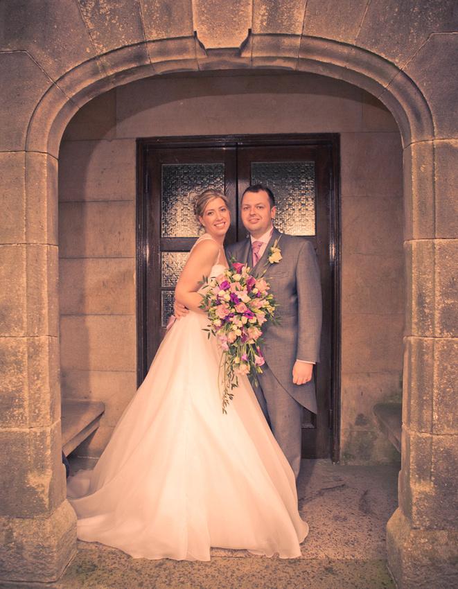Wedding photographer The Timble Inn